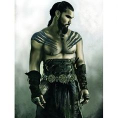 Cool Game of Thrones Costumes for Men for Cosplay and Halloween. Photo of Kaldrogo:http://www.squidoo.com/game-of-thrones-costumes-for-men