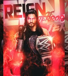Amazing Fanart made by & Make sure you check out these two accounts! Wwe Roman Reigns, Wwe Royal Rumble, Wwe Superstars, Roman Empire, Romans, A Good Man, How To Look Better, Wonder Woman, Wrestling