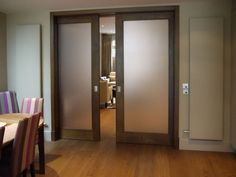 Interior Sliding Glass Pocket Doors Interior Doors Design regarding proportions 1050 X 788 Glass Pocket Doors Interior - It is constructed of premium quali French Pocket Doors, Double Pocket Door, Glass Pocket Doors, Sliding Pocket Doors, Modern Sliding Doors, Sliding Glass Door, French Doors, Glass Doors, Wooden Glass Door