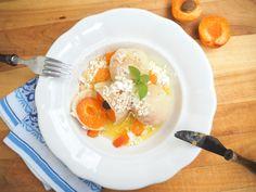 Domácí meruňkové knedlíky