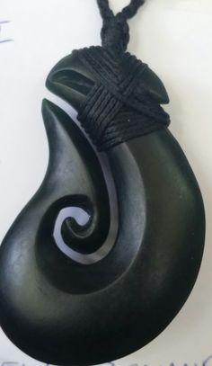 Pounamu Carving