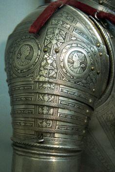 Italian armour for the field and tilt 1570