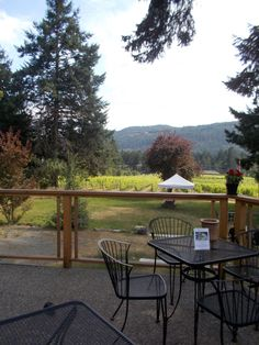 Mistaken Identity Winery - Saltspring Island Outdoor Tables, Outdoor Decor, Turning, Outdoor Furniture Sets, Identity, Island, World, Day, Blog