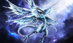 Deep-Eyes White Dragon - Yu-Gi-Oh! The Dark Side of Dimensions - Image - Zerochan Anime Image Board Fantasy Dragon, Anime Fantasy, Fantasy Art, Mythical Creatures Art, Fantasy Creatures, Dark Side Of Dimensions, Dnd Dragons, Legendary Dragons, Fantasy Beasts
