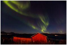 Aurora Borealis in Tromsoe.