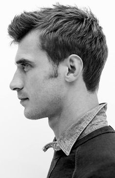 Clement Chabernaud for J Crew 2015 | Men's Hairstyle Photos at FashionBeans.com