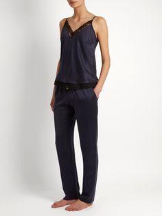 Zac washed-silk pyjama trousers £348