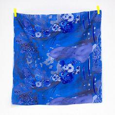 Nani Iro Kokka Japanese Fabric Komorebi shared by MissMatatabi