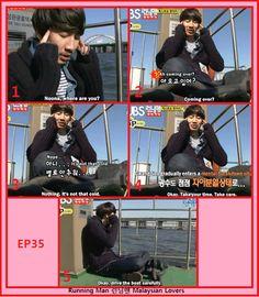 Kwang Soos telepathy