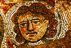 Dig unearths 4th century biblical mosaic in  Galilee. #history #archaeology #bible