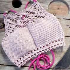 Luna cropped top crochet pattern is now ready and available in my Etsy shop yihaa!! . . . . #crochetersininstagram #instacrochet #croptop #croppedtop #crochettop #crochetbikini #crochetbikinis #crochetaddict #crochetbeachwear #crochetswimsuit #summer #beachwear #beach #crochet #ganchillo #virka #virkkaus #virkning #virkatutbikinit #orgu #örgü #häkeln #etsysellersofinstagram #etsyshop #etsy #etsyseller #bohoclothing #bohemianclothing #boho #bohemian Beach Crochet, Crochet Summer Tops, Crochet Crop Top, Crochet Bikini, Irish Crochet, Knit Crochet, Crochet Lingerie, Cropped Top, Knit Fashion