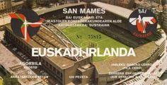 Agosto de 1979. Euskadi-Irlanda. Un partido que permanecerá en la memoria de los jugadores irlandeses