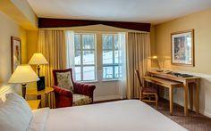 Sun Peaks Grand Hotel Deluxe Room, Alpine View