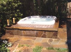 Vault Spa, Custom Built In Jacuzzis & Hot Tubs in Orange County - Mission Valley Spas