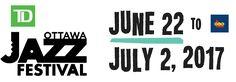TD Ottawa Jazz Festival Logo