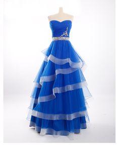 Fashion Princess Outdoors Beach Wedding Dress / Evening Dress
