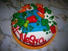 Torta vegetales, fitness