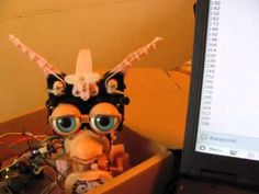 Furby Position Indexing with Arduino - YouTube