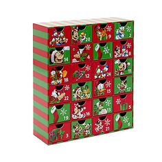 Mickey Mouse advent drawers