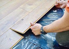 Installing flooring for beginners
