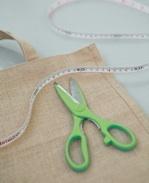 Vi hjelper deg mer enn gjerne med utformingen av din nye jutebag Nye, Sewing, Dressmaking, Couture, Stitching, Full Sew In