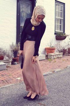 ♥ Muslimah fashion & hijab style