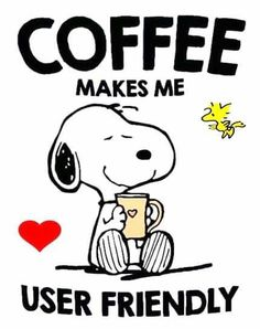 You are in the right place about healthy food desserts Here we offer you the most beautiful pictures about the healthy food you are looking for. Snoopy Love, Charlie Brown And Snoopy, Snoopy And Woodstock, Happy Snoopy, Peanuts Cartoon, Peanuts Snoopy, Coffee Quotes, Coffee Humor, Snoopy Pictures