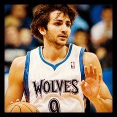 Ricky Rubio - Minnesota Timberwolves