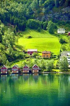 Bergen.Noruega