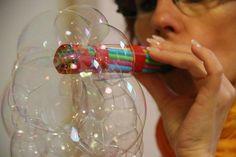 Erwachsenenfortbildung - Bubble dich weg