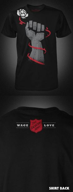 Wage Love - TSA WARdrobe