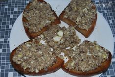 """Hašé"" (fotorecept) - Recept Muffin, Pizza, Breakfast, Fit, Desserts, Morning Coffee, Muffins, Deserts, Dessert"