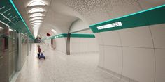 subway competition in Vienna by Madame Mohr U Bahn, Film, Vienna, Signage, Transportation, Competition, Architecture, Tube, Design