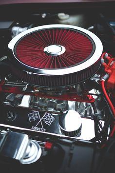 Heart of a Corvette