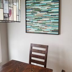 Painting on Wood Reclaimed Modern Wood Art Living Room Decor Ideas Wood Wall Hanging Farmhouse Wall Art Livingroom Decor Abstract Wall Art Living Room Decor Etsy, Living Room Art, Reclaimed Wood Wall Art, Rustic Wood, Rustic Decor, Wood Wood, Large Wood Wall Art, Extra Large Wall Art, Acrylic Paint On Wood