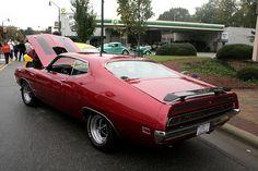 1971 Ford Torino cobra jet