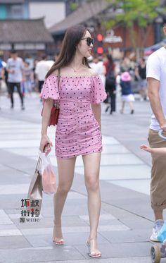 Lennon And Mccartney, Beautiful Asian Girls, Asian Woman, Short Skirts, Street Styles, Dresses, Women, Fashion, Asian Beauty