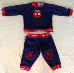 Spider-Man Outfit (12 Months)