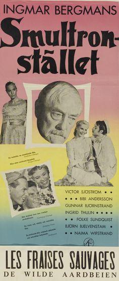 Smultronstället (Ingmar Bergman, 1957) - Il posto delle fragole