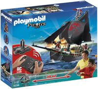 Foto: Playmobil 5238 Piratenzeilschip