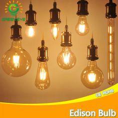 Stage Lighting Effect Commercial Lighting E27 String Bulb Light Retro Art Design Edison Style Filament Copper Wire Starry Light G80 Bulb Multicolor/white/warm White Party