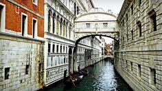 Ponte dei Sospiri (Bridge of Sighs), Venezia