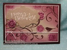 Stampin' Up! Everything Eleanor & Sassy Salutations