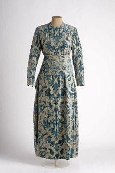 Dress, Mariano Fortuny, 1910-30.