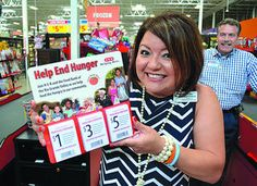 Help End Hunger with H-E-B now until June 24