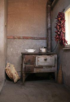 Grandma's Summer Kitchen