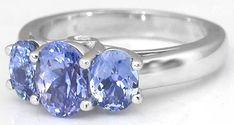 Diamond Free Engagement Ring