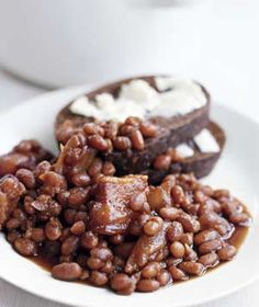 Baked Beans...a recipe for any 3-day weekend or BBQ