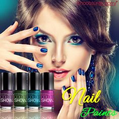 If you are looking for exclusive #nail #paints, have a look at this category!!!!!!! Visit for #nail_art and #nail_care product:- #Khoobsurati
