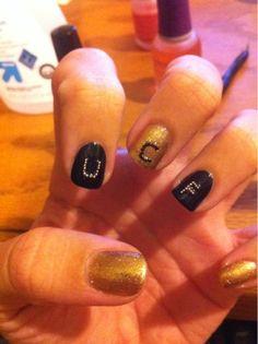 UCF nails using microbeads